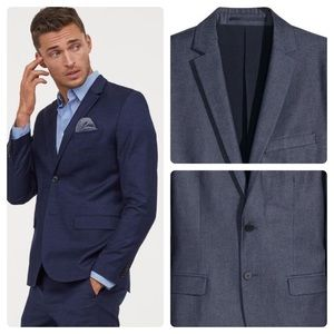 H&M Black Label Blazer - Slim Fit